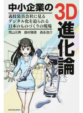 中小企業の3D進化論 ~義肢装具会社に見るデジタル化を迫られる日本のものづくりの現場
